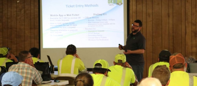 OKIE811 Starts Off Safety Days 2019 in Durant