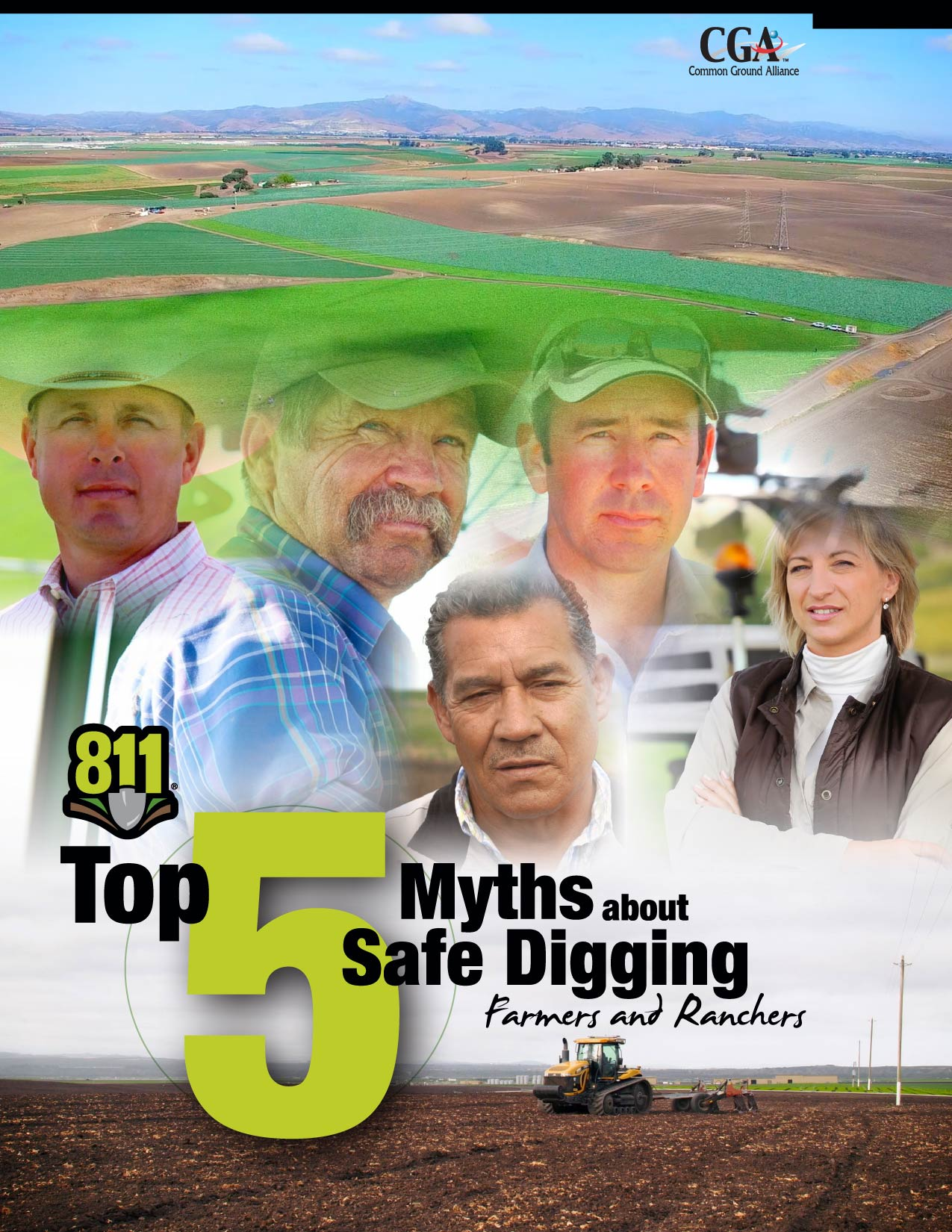 Top 5 Agriculture Myths About Safe Digging