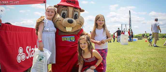 OKIE811 Partners With Camp Bandage To Spread The 811 Message To Youth